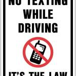 18x12-No-Texting-While-Driving