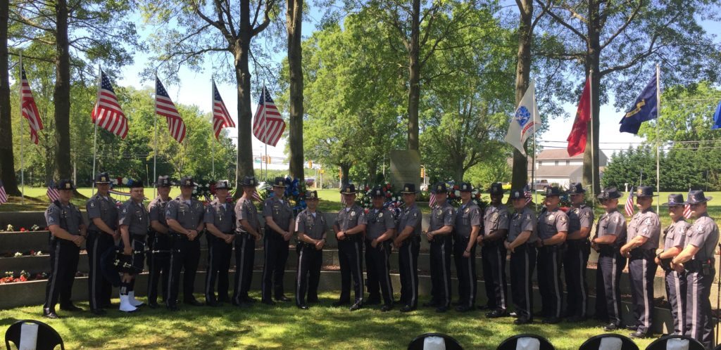 2019 Wall Township Memorial Day Ceremony Wall Township Police